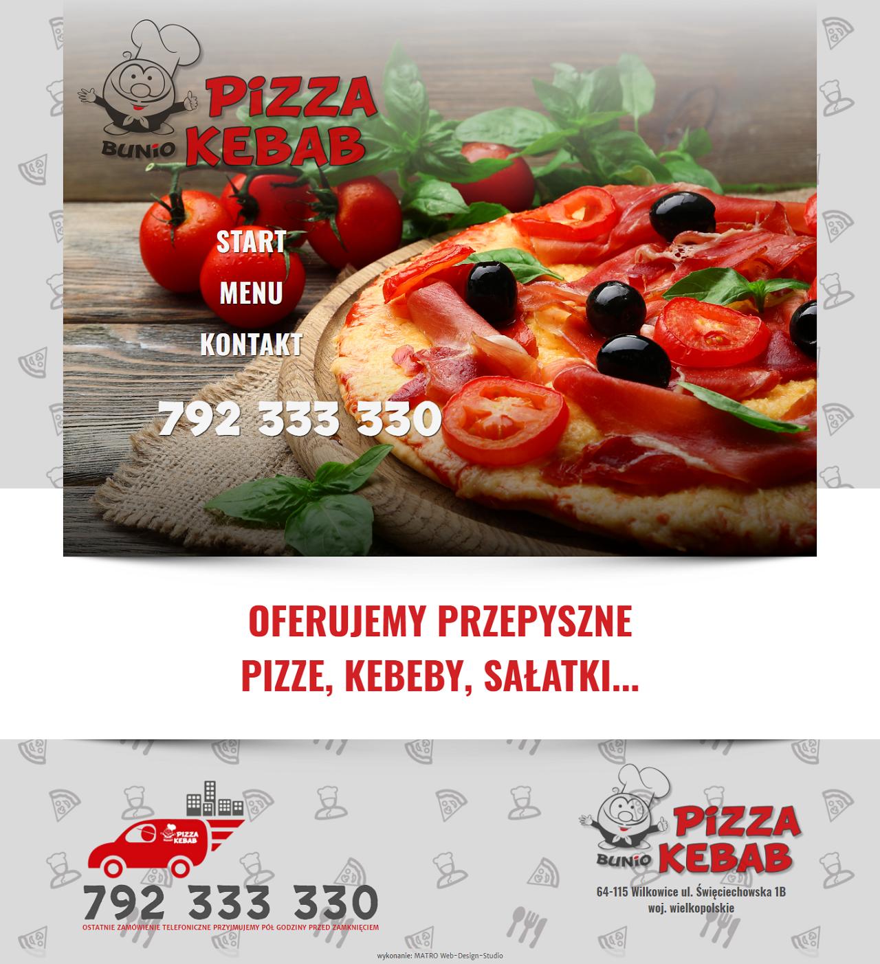Pizzeria Bunio